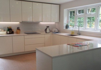 Modern German Kitchen – Prestwood, Buckinghamshire