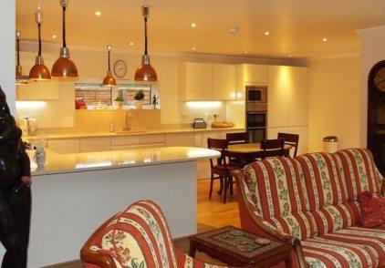 Modern German Kitchen – Beaconsfield, Bucks
