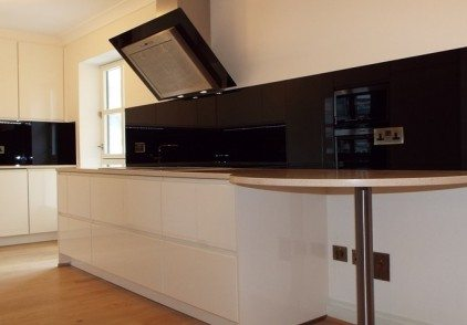 Contemporary Kitchen – St Johns Wood, London