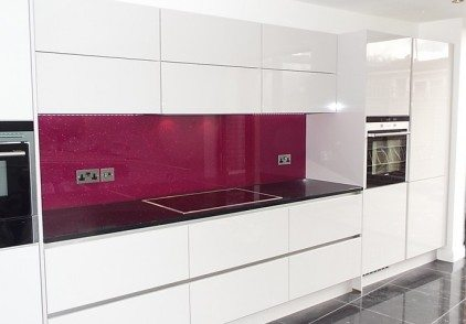 Modern German Kitchen – Barnet, London