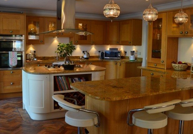 Traditional Oak Kitchen – Harefield, Middlesex