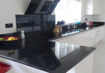 Contemporary German Kitchen – Bansingstoke, Hampshire