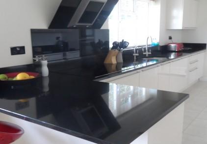 Contemporary German Kitchen – Bansingstoke, Hampshire