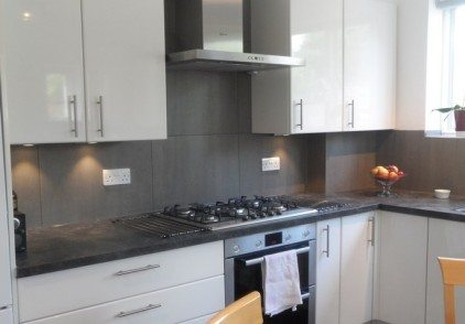 Modern Nobilia Kitchen – Harrow, London