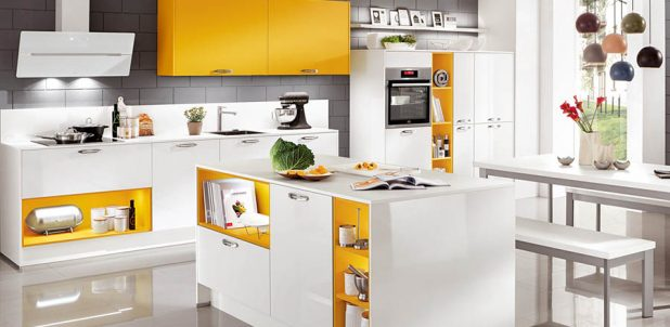 Nobilia German Kitchens - Colour Concepts