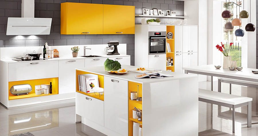 Nobilia German Kitchens   Colour Concepts