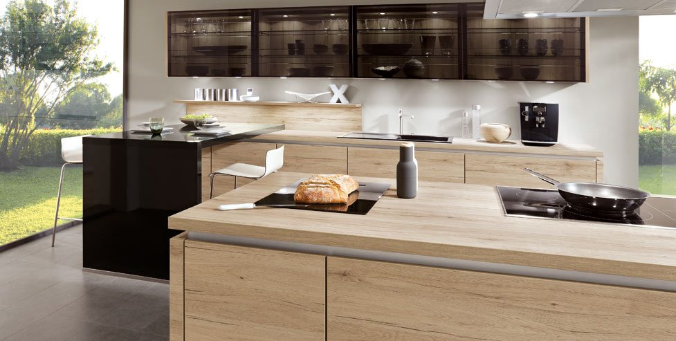 Interiors Design And Fit A Stunning Range Of Nobilia German Kitchens