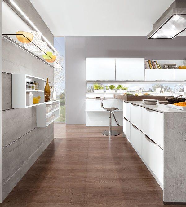 Factory Seconds Kitchen Cabinets: Nobilia Kitchens & German Kitchens
