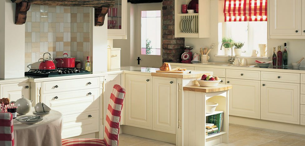 Buxton Alabaster, a Classic English Kitchen from iHome