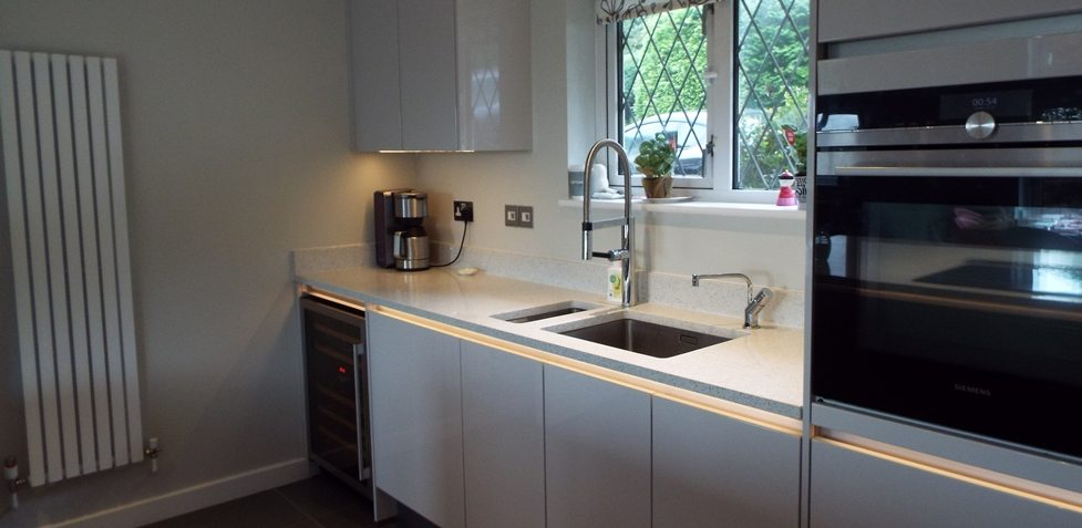 German Kitchen Installation Northwood Middlesex