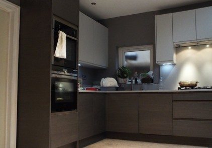 Contemporary Kitchen – Surrey, London