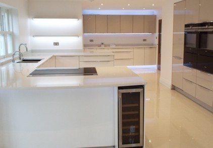 Modern Kitchen – Esher, Surrey
