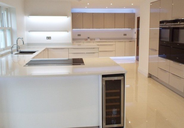 Modern Kitchen – Esher, Surrey