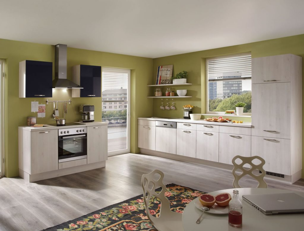 Nobilia Speed Montana Pine 260 German Kitchen