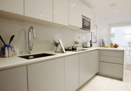 German Kitchen –  London, NW3