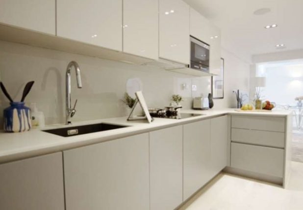 German Kitchen –  London, NW3