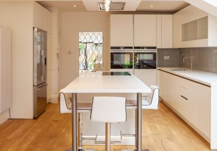 Modern Kitchen – London, N8