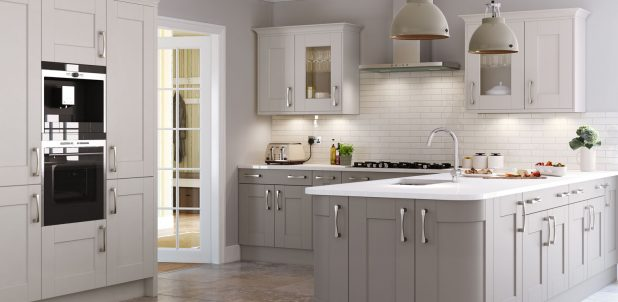 Marlow Shaker Style English Made Kitchen