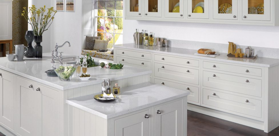 Petworth Solid Oak Painted Timber Kitchen