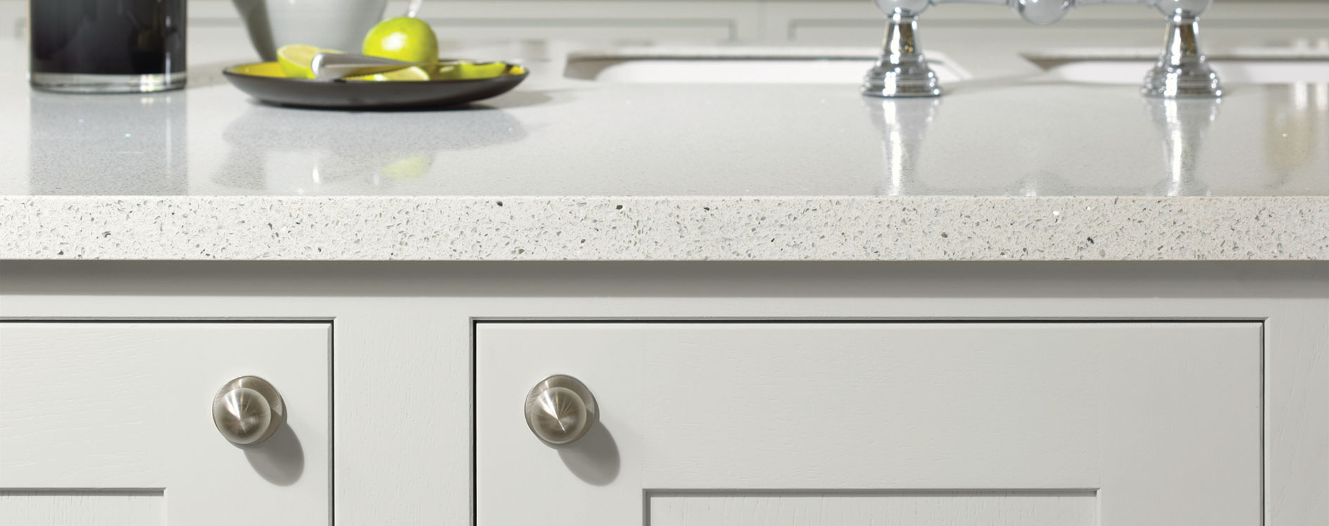 Petworth Painted Timber - English made french-grey kitchen 2