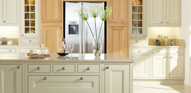Tetbury Painted Timber English Made in-frame kitchen
