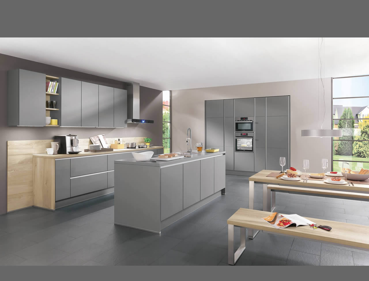 LINE N Nobilia Kitchen
