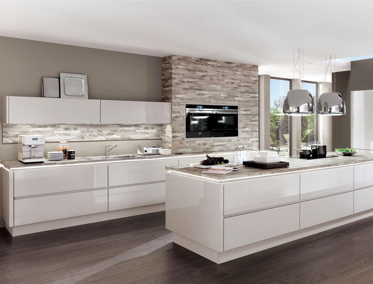 line n nobilia kitchen - Nobilia Kuche Primo