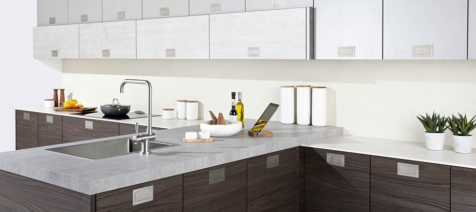Otto Inset Contemporary English Kitchen