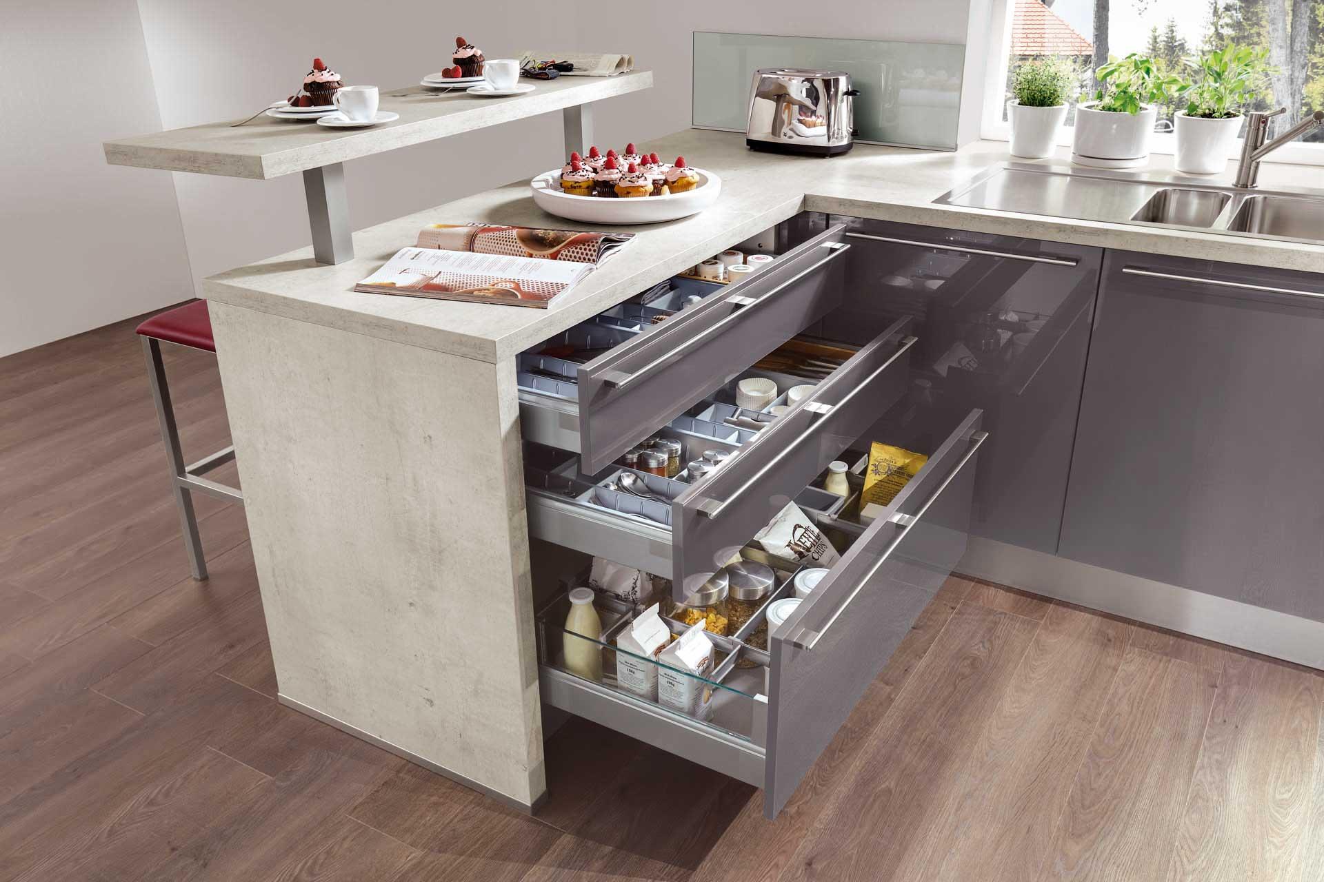 Nobilia Xeno Ultra High Gloss Kitchens