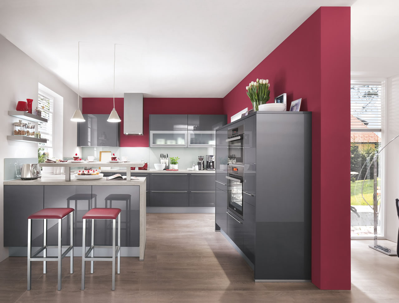 Nobilia made to exacting standards and quality with for Cuisine xeno