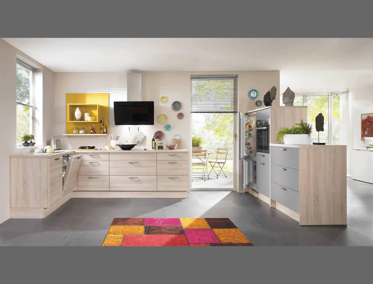 I Home Kitchens Nobilia Kitchens German Kitchens Rio 666
