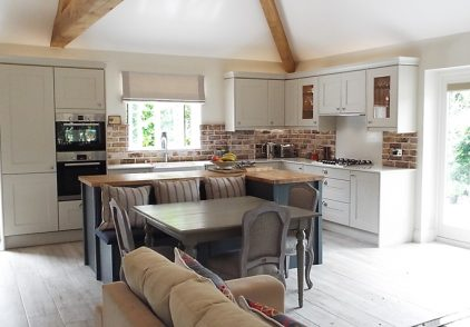 Traditional Kitchen – Maple Cross, Hertfordshire