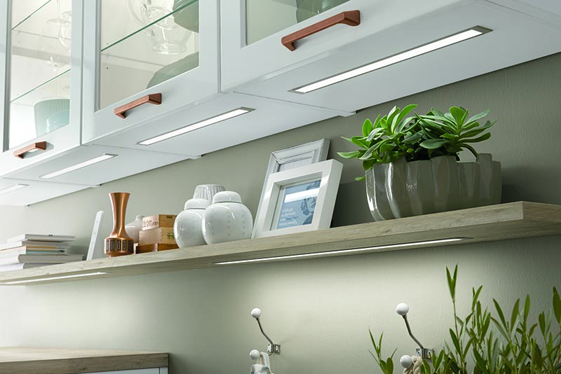 Lighting your Nobilia German Kitchen
