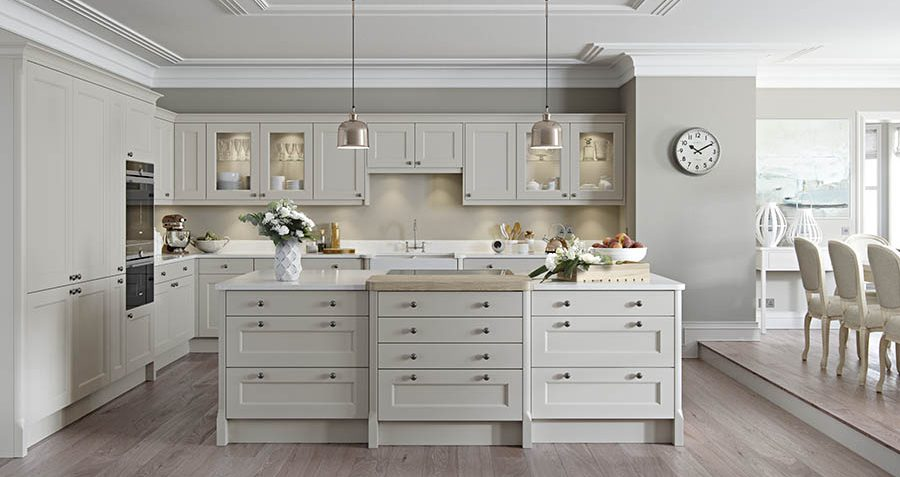Finsbury Alabaster English Kitchen