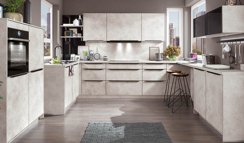 2018 kitchen trends NOBILIA SPEED 281 CERAMIC GREY