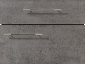Nobilia Riva 889 Line N Concrete Slate Grey