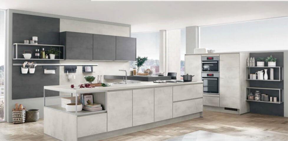 Nobilia kitchens smart cube storage