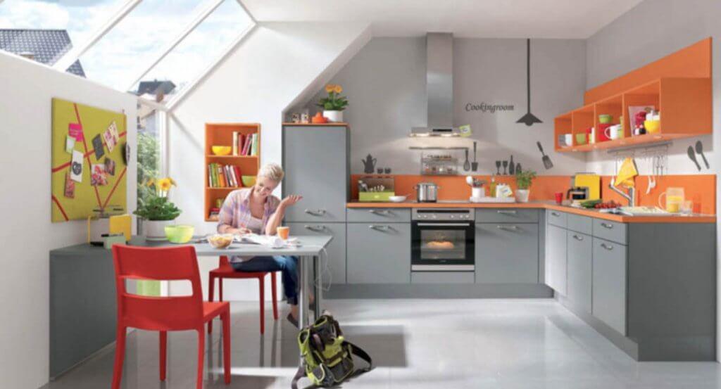 nobilia-kitchens-colour-concept-orange-minerla-grey-LASER