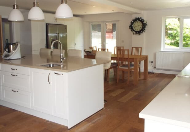 Classic German Kitchen – Kings Langley, Hertfordshire