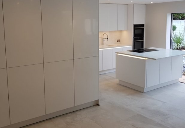 Nobilia Touch German Kitchen – Beaconsfield, Bucks (HP9)