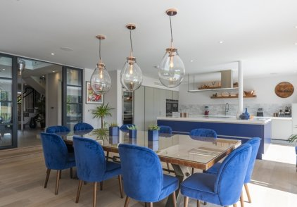 Bespoke Kitchen – Chorleywood, Hertfordshire (WD3)